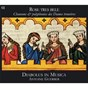 Album Rose tres bele: chansons & polyphonies des dames trouvères de Diabolus In Musica / Antoine Guerber