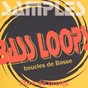 Album Samples: bass loops (boucles de guitare basse) de Illustrations Sonores