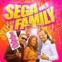 Compilation Sega family, vol. 1 avec Manu Kde / Hervé Himbert / Missty / Joe Vany / Benjam...