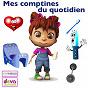 Album Mes comptines du quotidien de Frédéric Martin / Titia&gg