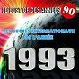 Compilation Le best of des années 90 (les succès internationaux de l'année 1993) avec Pop 90 Orchestra / The Romantic Orchestra / Pat Benesta / The Wonderfull Singers / The Top Orchestra