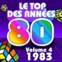 Compilation Le top des années 80, vol. 4 (1983) avec The Romantic Orchestra / Pop 80 Orchestra / C. Wyllis Orchestra / The Top Orchestra / Pop Soleil Orchestra
