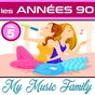 Album Les années 90 - volume 5 de My Music Family