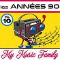 Album Les années 90 - volume 10 de My Music Family