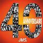 Compilation 40ème anniversaire jms avec Henri Texier / Didier Lockwood / Daniel Humair / François Jeanneau / Gordon Beck...
