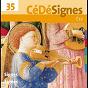 Compilation Cédésignes 35 eté avec Claude Bernard / Ensemble Vocal Resurrexit / Etienne Uberall / Mannick / Jo Akepsimas...