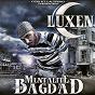 Album Mentalité bagdad de Luxen / Ghetto Fabulous Gang