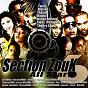 Compilation Section zouk all stars, vol. 6 avec Richard Cavé / Face À Face / Fanny J / Warren / Elody Marquant...