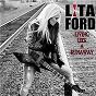 Album Living like a runaway de Lita Ford