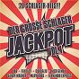 Compilation Der große schlager jackpot, vol. 1 avec Oliver Frank / Hannes / Ibo / Fladung / Fantasy...