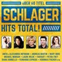 Compilation Schlager hits total! avec Crotti / Martin Krause, Schairer / Andréa Martin / Kalb / Laura Wilde...