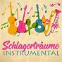 Compilation Schlagerträume instrumental avec Marius / Pit / Trompetentraume / Alojz Dolinar / Trio 3...