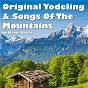Album Original yodeling & songs of the mountains de Manni Daum