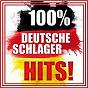 Compilation 100% deutsche schlager hits avec The Cherries / Karl Heinz Ulrich / Die Amigos / Christian Bruhn / Andy & Bernd...