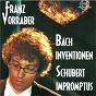 Album Bach: inventionen, schubert: impromptus de Franz Vorraber