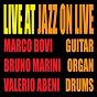 Album Live at jazz on live de Bovi / Marini / Abeni