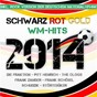 Compilation Schwarz rot gold - WM-hits 2014 avec Buscemi / Haydn, Bearb : Remm T, Schostak R / Berlin Rock Orchestra / Chudzik Hans Thomas / Schudzik...