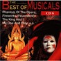 Compilation The best of musicals (6) avec Paul Summer / A L Webber / New Bohemian Musical Orchestra / Burkhard, Amstein / Musical Company Peter Newmiller...