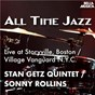 Compilation All Time Jazz: Live at Storyville and Village Vanguard avec Wilbur Ware / Stan Getz / Sonny Rollins, Wilbur Ware, Elvin Jones / Elvin Jones