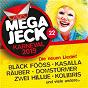 Compilation Megajeck 22 avec Black Fooss / Torben Klein / Rauber / Kurt Schoger, Bernd Hochheimer / Boore...