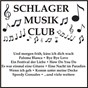 Compilation Schlager musik club avec Kaye, Hill, Lee, Gerard, Gordon / Twardy, Feltz / Peter Strauss / Bryant, Auerbach / Denise & Johnny Bach...