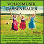 Compilation Volksmusik gassenhauer, folge 2 avec Lang, Meder / Bruhn / Wolfgang Lindner Band / Trad , Silcher, Heine / Kurt Rulf...
