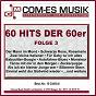 Compilation 60 hits der 60er, folge 3 avec Korn, Twardy / Granata, Weingarten, Blum / Will Brandes / De Vorzon, Kröll / Renate & Werner Leismann...