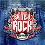 Compilation Best of british rock avec Status Quo / Emerson / Lake / Palmer / Caravan...