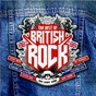Compilation Best of british rock avec Gary Moore / Emerson / Lake / Palmer / Caravan...