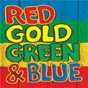 Compilation Red gold green & blue avec Big Youth / Herb Slotkin / Jay Hawkins / Mykal Rose / Willie Dixon...