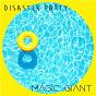 Album Disaster party de Magic Giant