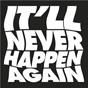 Album It'll Never Happen Again de Lady Blackbird