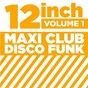 "Compilation 12"" maxi club disco funk, vol. 1 avec Dotty Green / Kevin Maccord / Oliver Cheatham / Leon Haywood / Carl Carlton..."