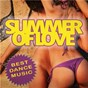 Compilation Summer of love - best dance music avec Carlos Room / Peterik, Sullivan / Crew 7 / Alessio Prasciolu / Alessio Pras...