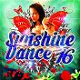 Compilation Sunshine dance, vol. 16 avec Roger Horton / Balint Csenke / Seolo / Jay Frog / Achim Hox...