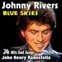 Album Blue skies (24 hits and songs) de Johnny Rivers