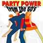 Compilation Party power (from the 60's) avec George Jones / Buddy Holly, Ivan / Brook Benton / Johnny / The Hurricanes...