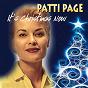 Album It's christmas now de Patti Page