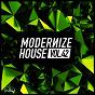Compilation Modernize house, vol. 42 avec Daweird / Benny Camaro / Yas Cepeda, Toni Carrillo / Simyon / Ozzie London...
