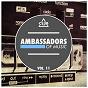 Compilation Ambassadors of music, vol. 11 avec Maurizio Basilotta / Lissat & Voltaxx / Menini & Viani / Loudbeatz / Chris Montana, Hannes Gotschy...