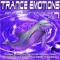 Compilation Trance emotions, vol. 7 - best of edm playlist compilation 2019 avec Avanar / Ross Rayer / Andy Prinz, Jan Emer, Tatana Sterba / E Nature / Dereck Recay...