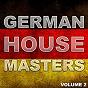 Compilation German house masters vol.2 avec SL Curtiz, Frankox / Fisher & Fiebak / Lissat / Voltaxx / Dave Kurtis...