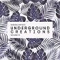 Compilation Underground creations, vol. 13 avec Groove Salvation / Alessandro Gozzo, Leonardo Degl Innocenti / Hannes Bruniic / Konstantinus / Dave Metzo...