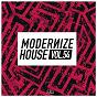 Compilation Modernize house, vol. 54 avec Silvio Carrano / Sweet Female Attitude / Melvin Reese / Diozo, Dudu Capoeira / Groovenerd...