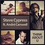 Album Think about u (remixes) de Steve Cypress
