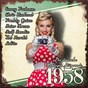 Compilation Die deutsche schlager hitparade 1958 avec Paul Kuhn / Conny Froboess / Chris Howland / Freddy Quinn / Peter Kraus...