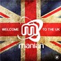 Album Welcome to the UK de Manian