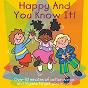 Album Happy and you know it de Kidzone