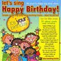 Album Let's sing happy birthday de Kidzone