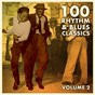 Compilation 100 rhythm and blues classics / , vol. 2 avec Larry Williams / Ruth Brown / Lillian Offitt / Jimmy Mc Cracklin / Tiny Topsy...